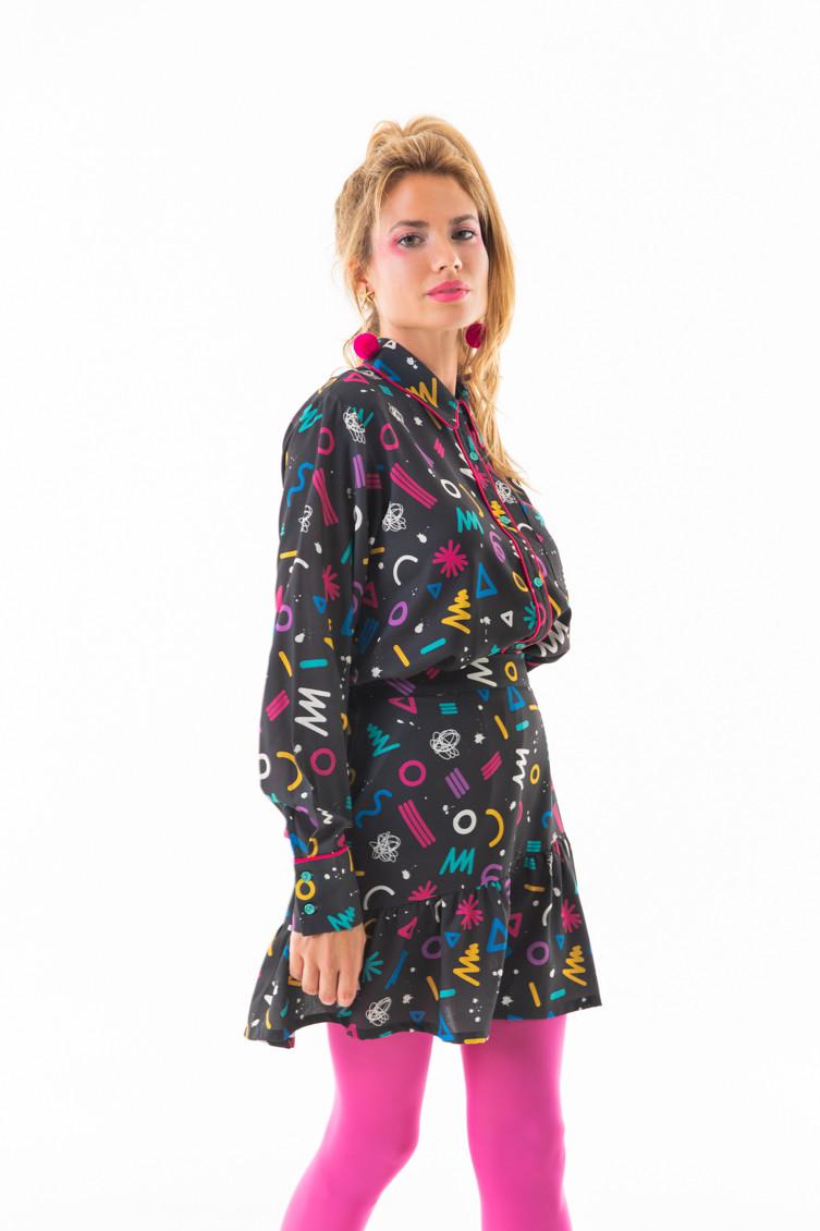 falda-estampado-multicolor-graphic
