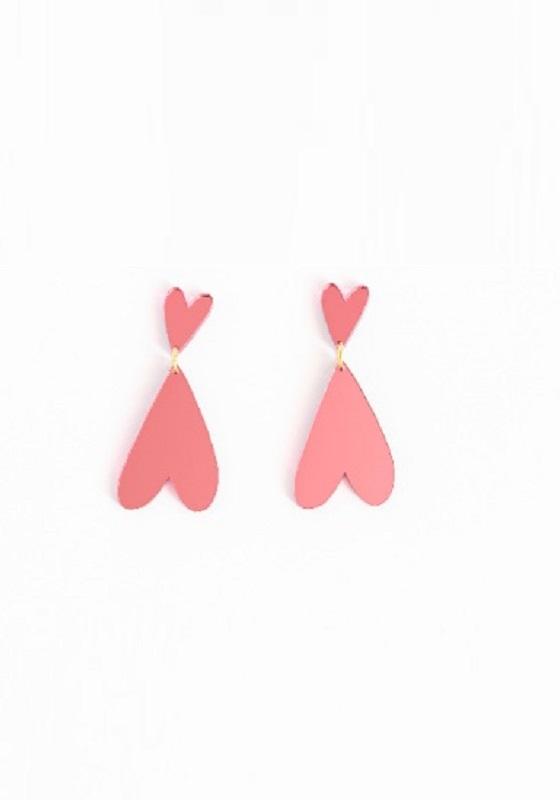 pendientes-corazon-rosa-espejo
