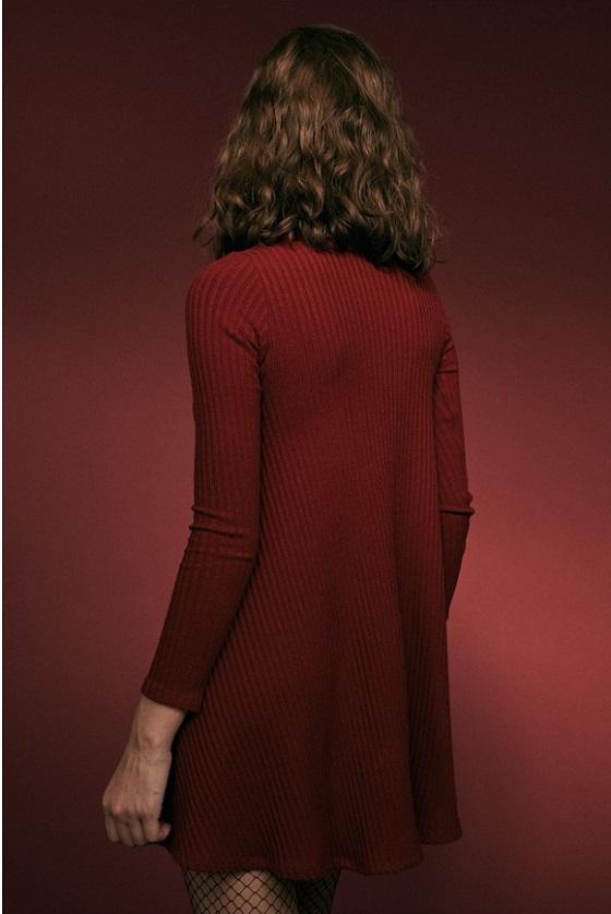 vestido-corto-teresa-rojo