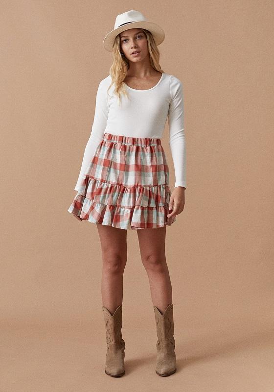 falda-corta-cuadros