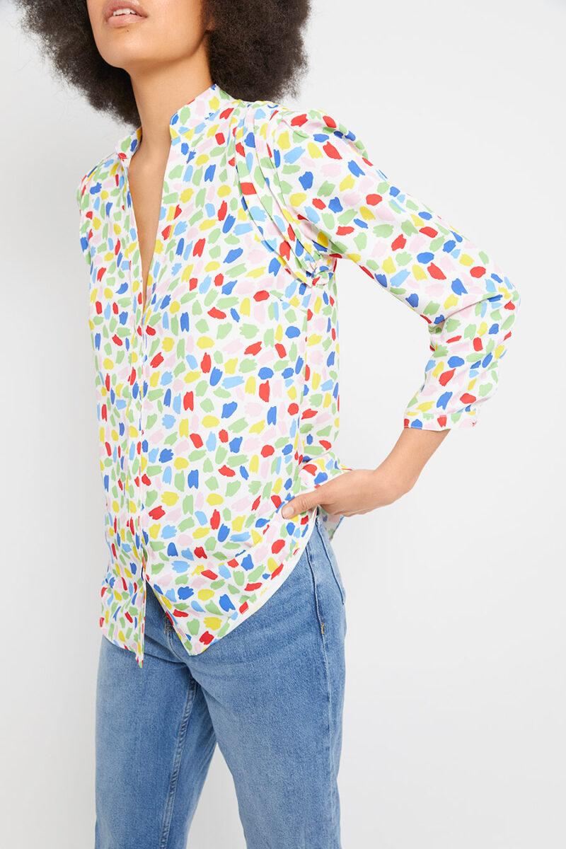 blusa-mangas-largas-escote-pico-multicolor