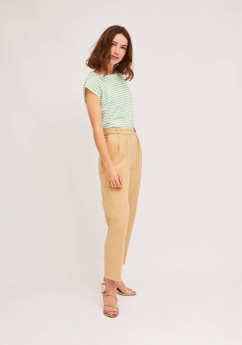 camiseta-marinerita-rayas-verdes