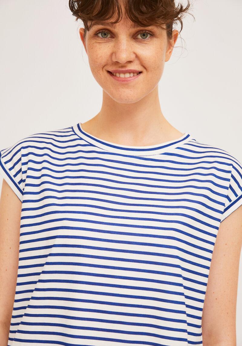 camiseta-rayas-azules-marinerita