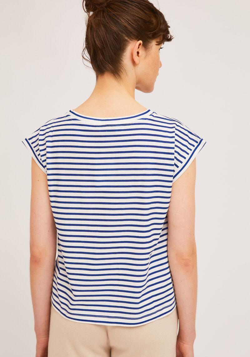 camiseta-sin-mangas-rayas-azules