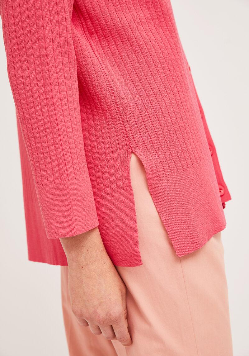 cardigan-escote-v-rosa