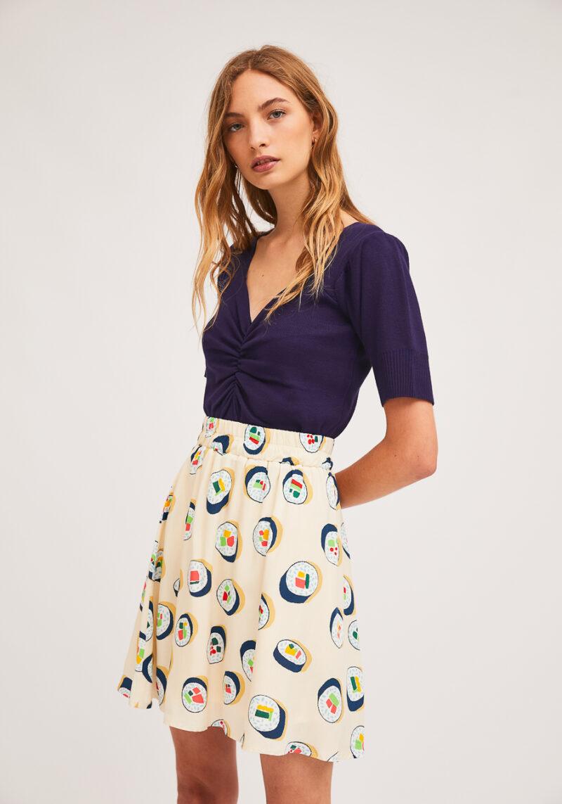falda-estampado-california-rolls