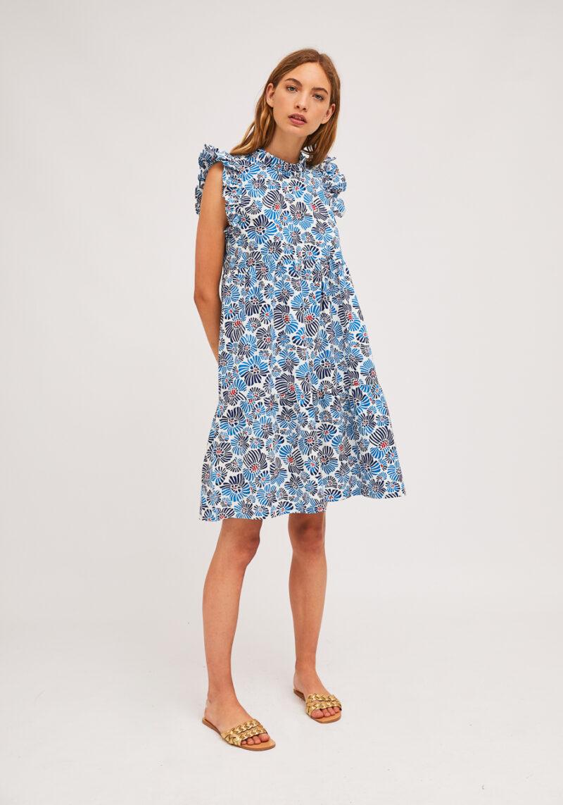 vestido-corto-margaritas-azules