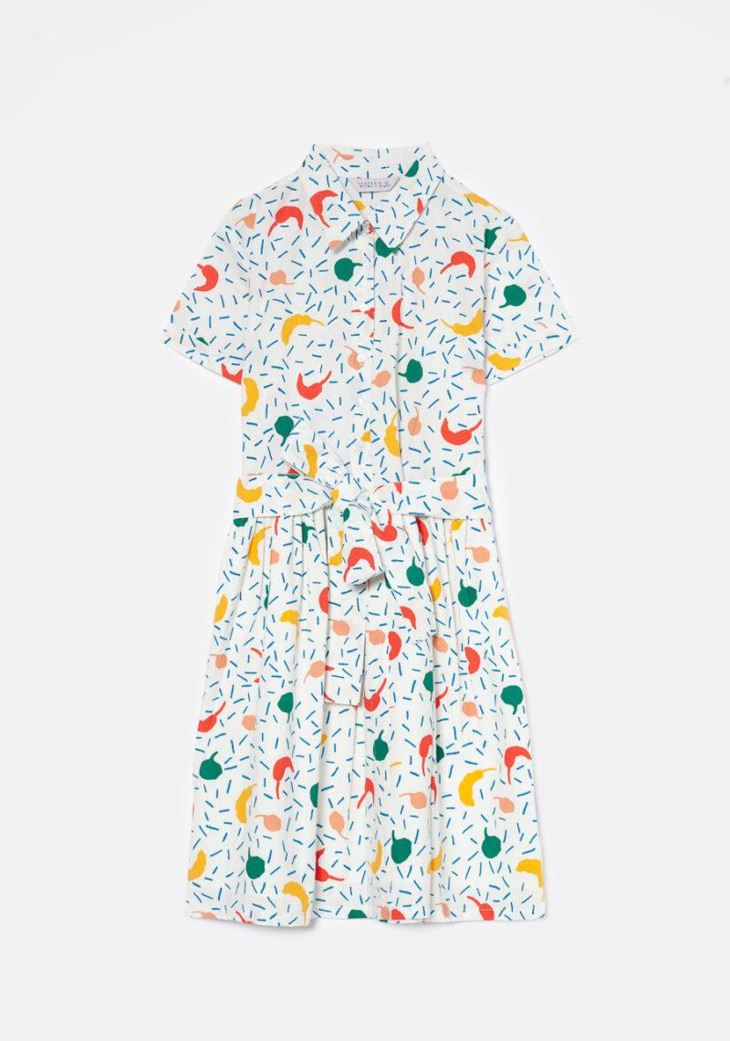 vestido-cuello-camisero-pimientos