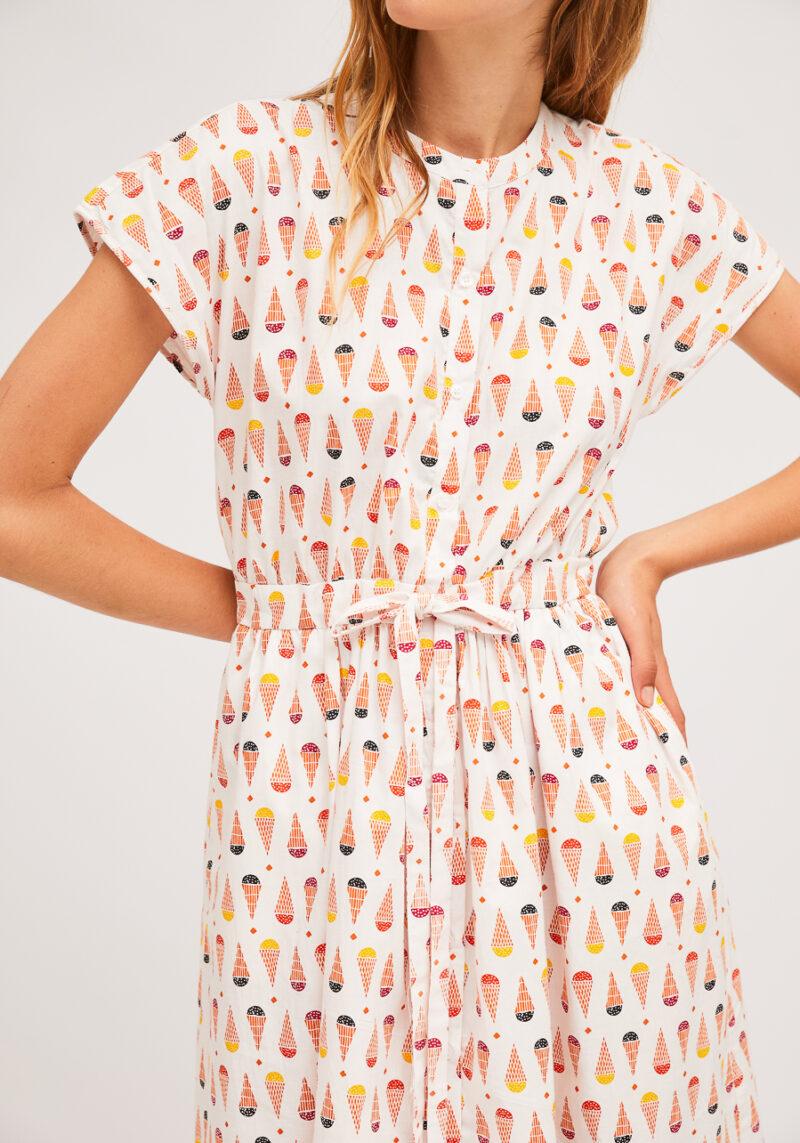 vestido-estampado-helado-botones-delanteros