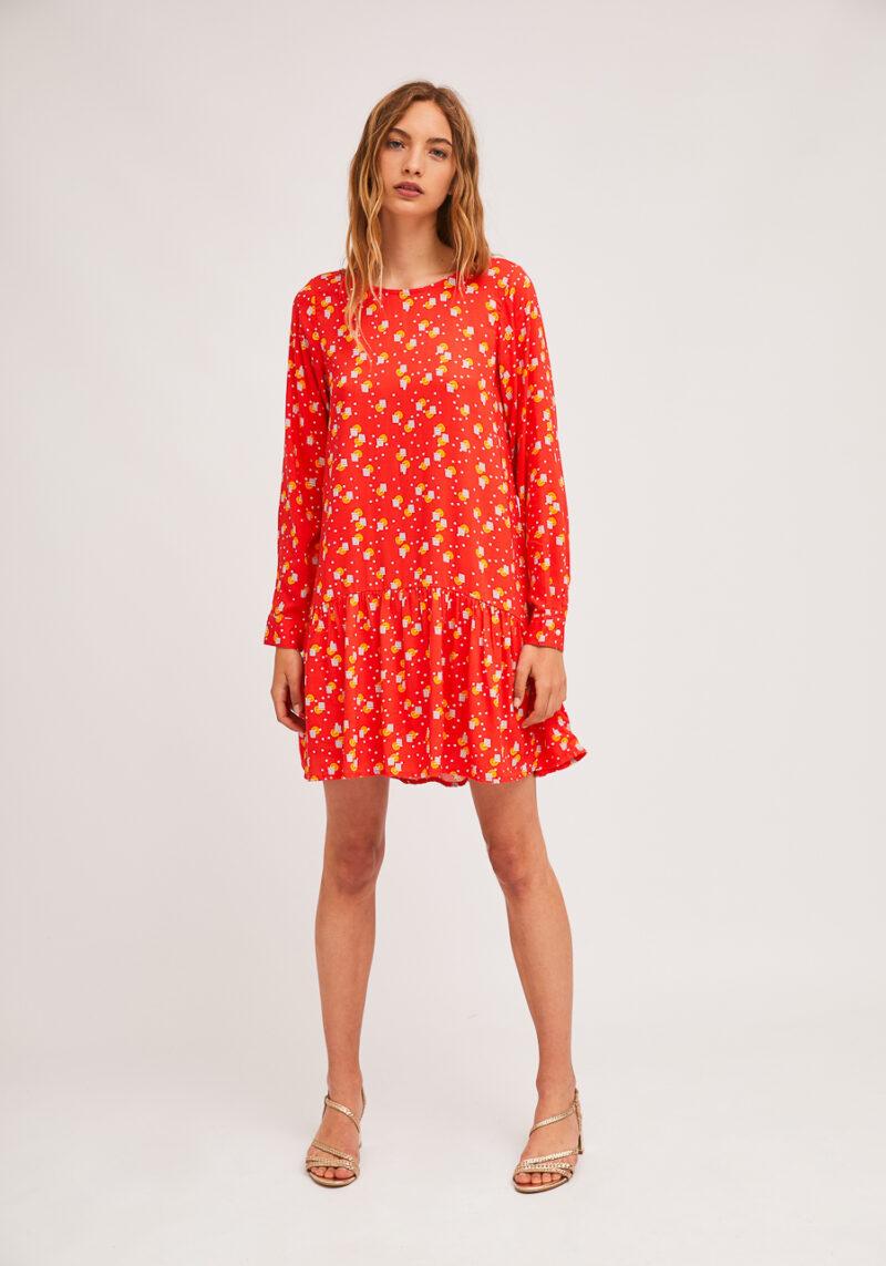 vestido-mangas-largas-estampado-naranjada