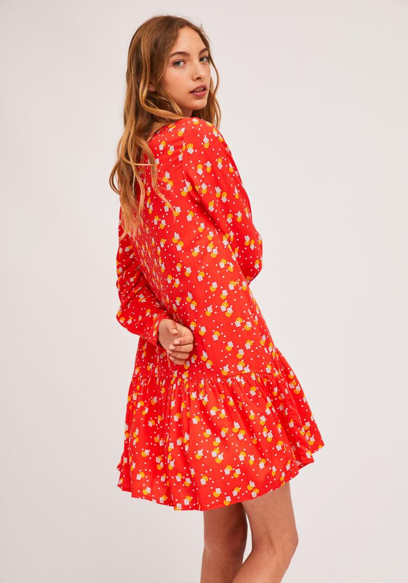 vestido-mangas-largas-rojo-limonada