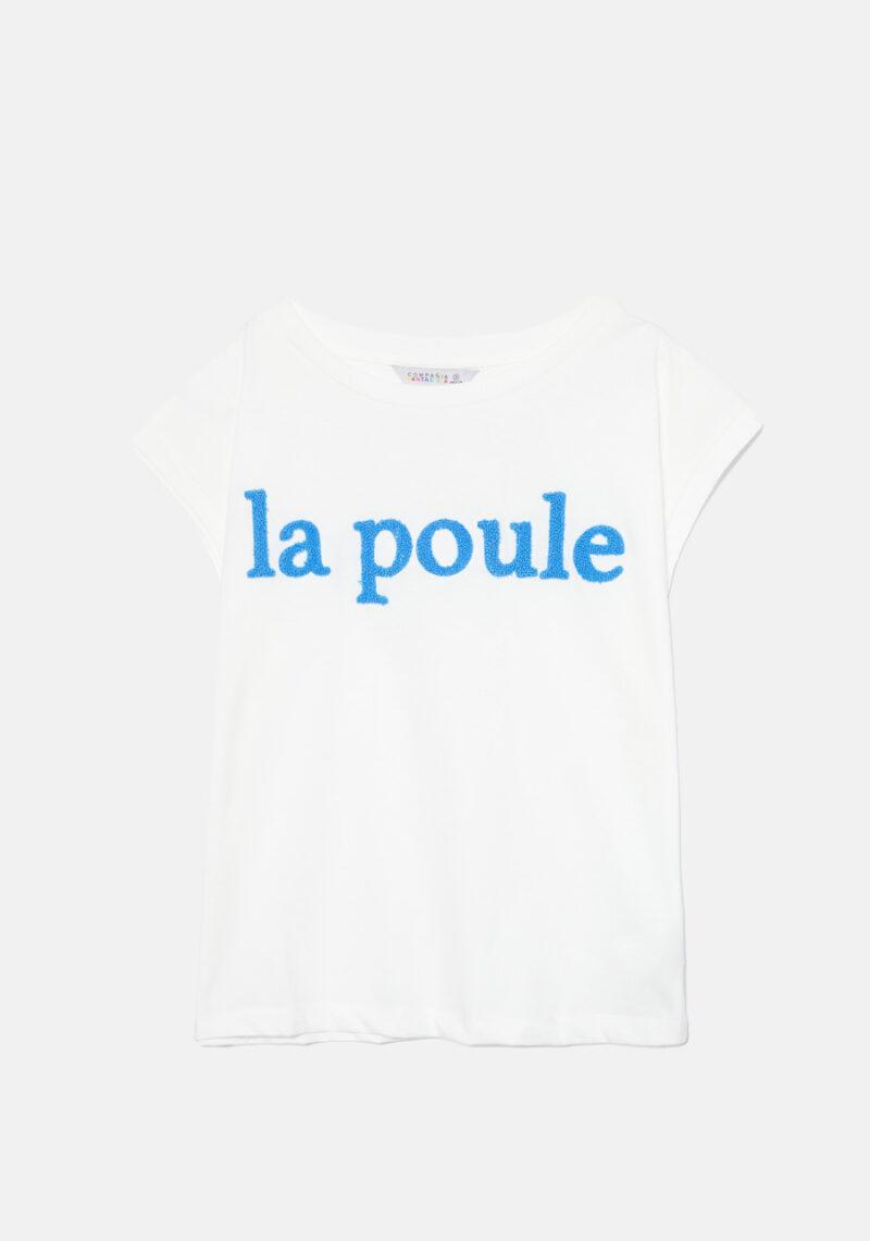 camiseta-blanca-la-poule