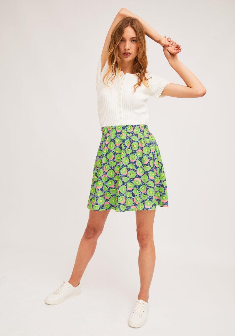 falda-kiwis-goma-cintura