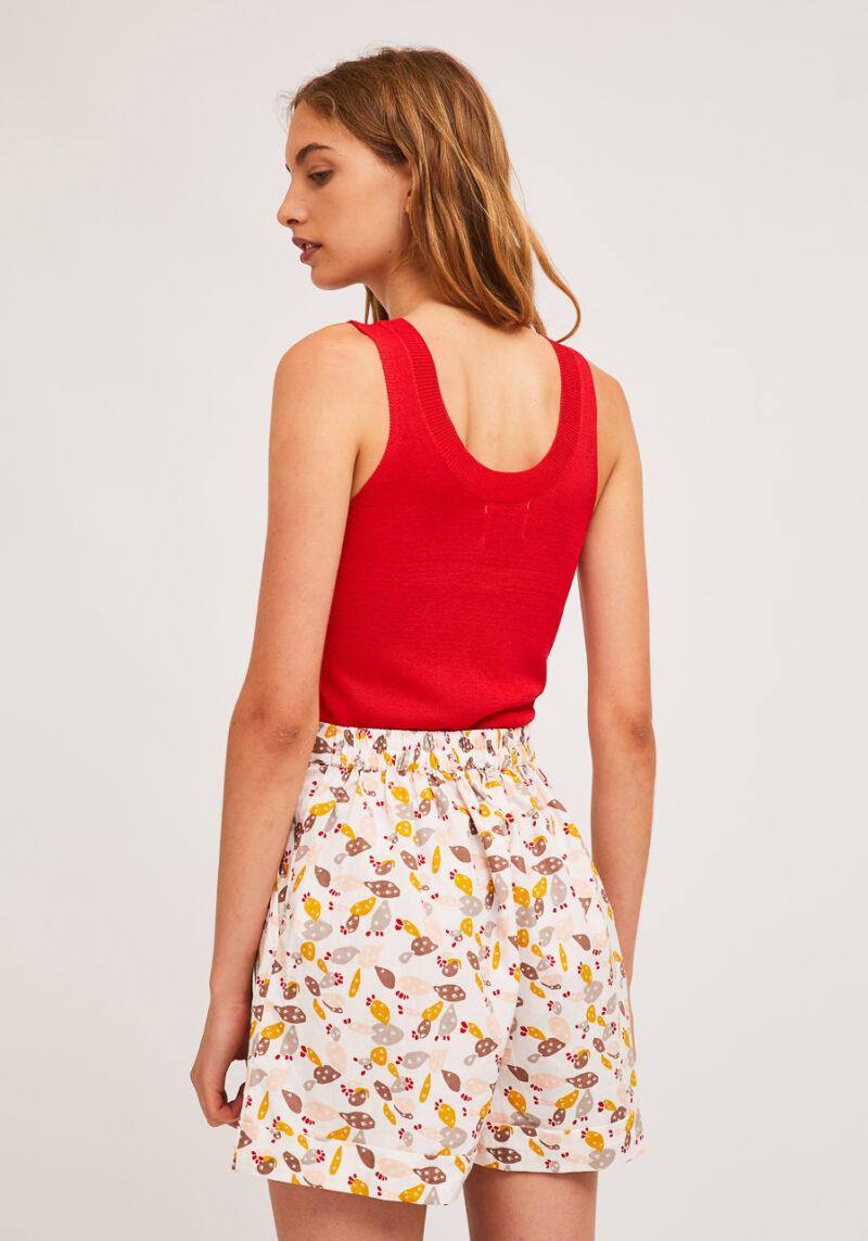 pantalones-cortos-estampado-cactus-goma-cintura
