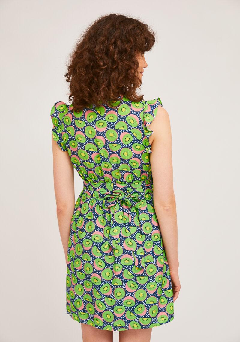 vestido-corto-cruzado-estampado-kiwis
