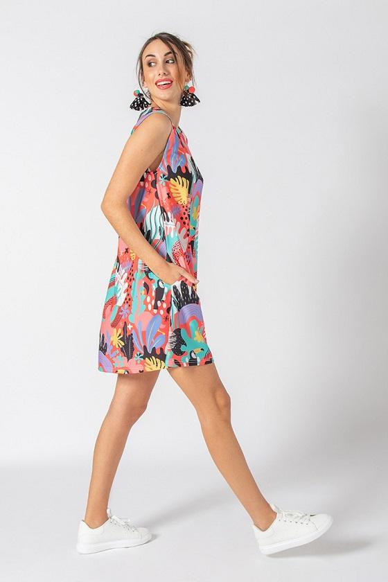 vestido-corto-tirante-ancho-flamenca