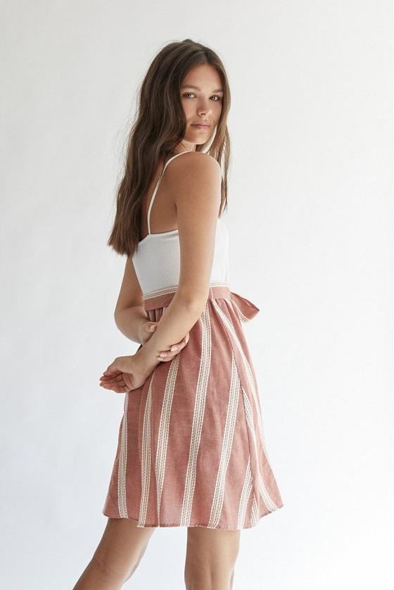 vestido-estampado-rayas-managua