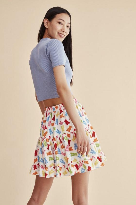 falda-estampado-ositos-de-gominola-gummies