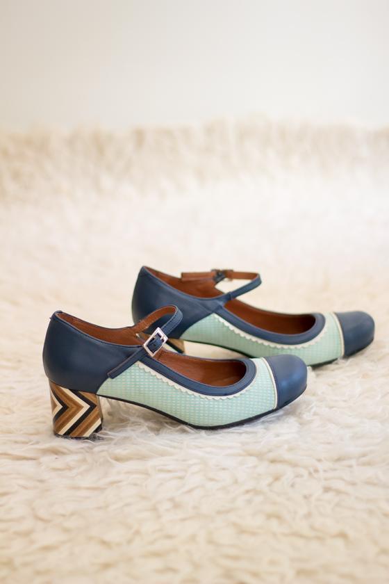 zapatos-vintage-taco-azul-marino-turquesa