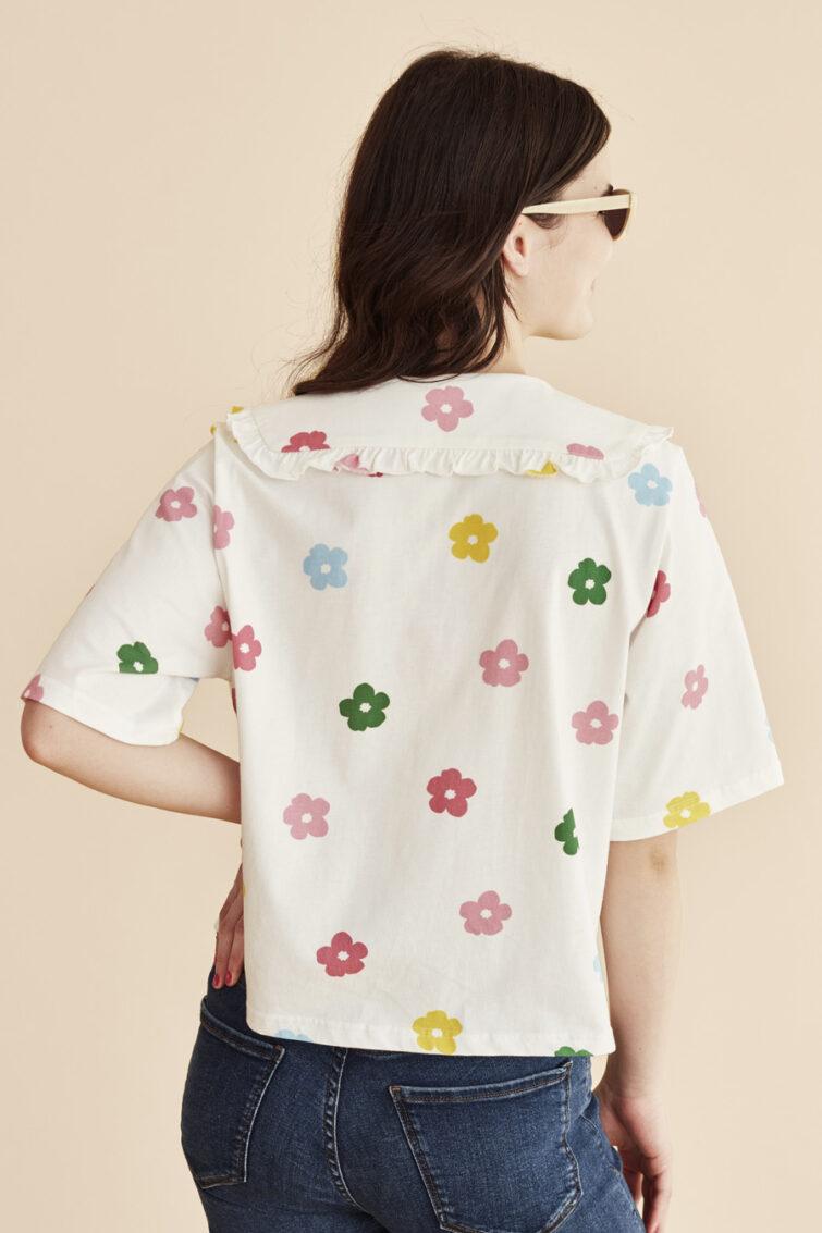 camiseta-algodon-estampado-flores