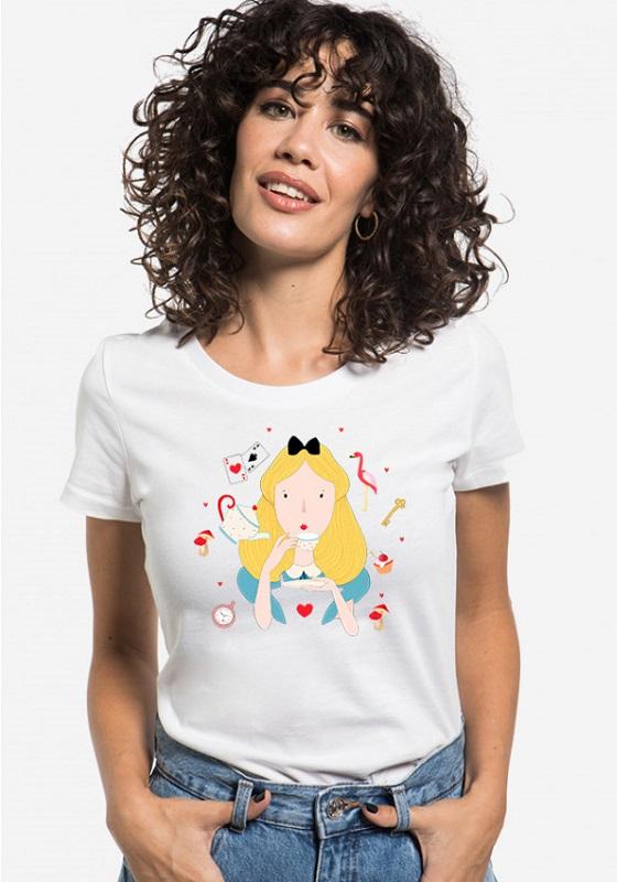 camiseta-blanca-alicia-en-el-pais-de-las-maravillas