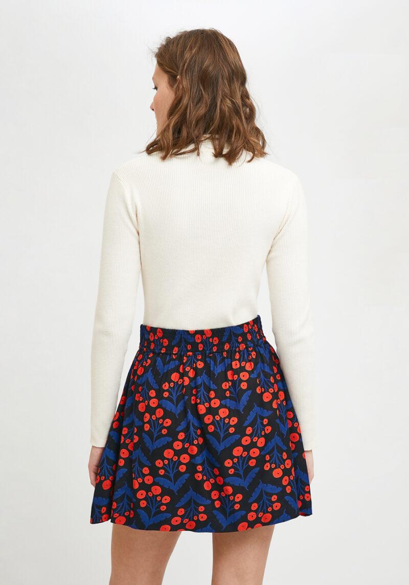 falda-estampado-amapolas