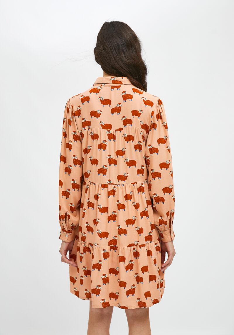 vestido-camisero-animal-print-carnero