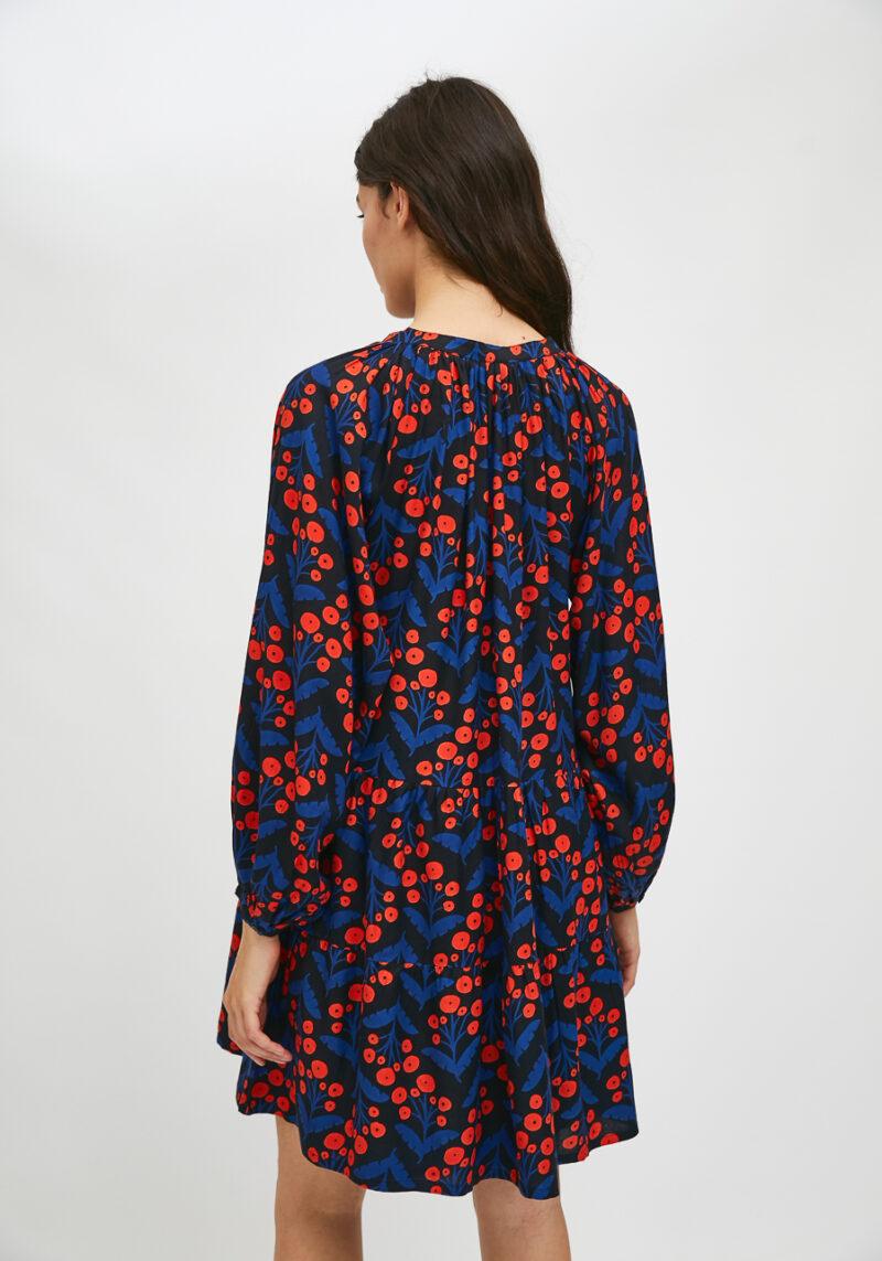 vestido-corto-estampado-flores-amapolas