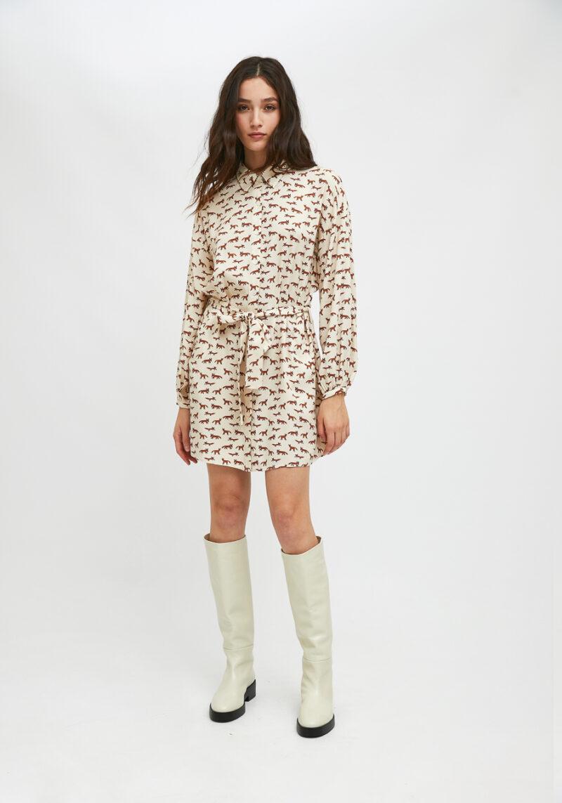 vestido-corto-estampado-zorros
