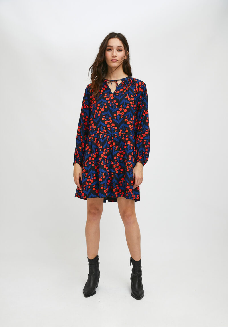 vestido-corto-mangas-largas-amapola