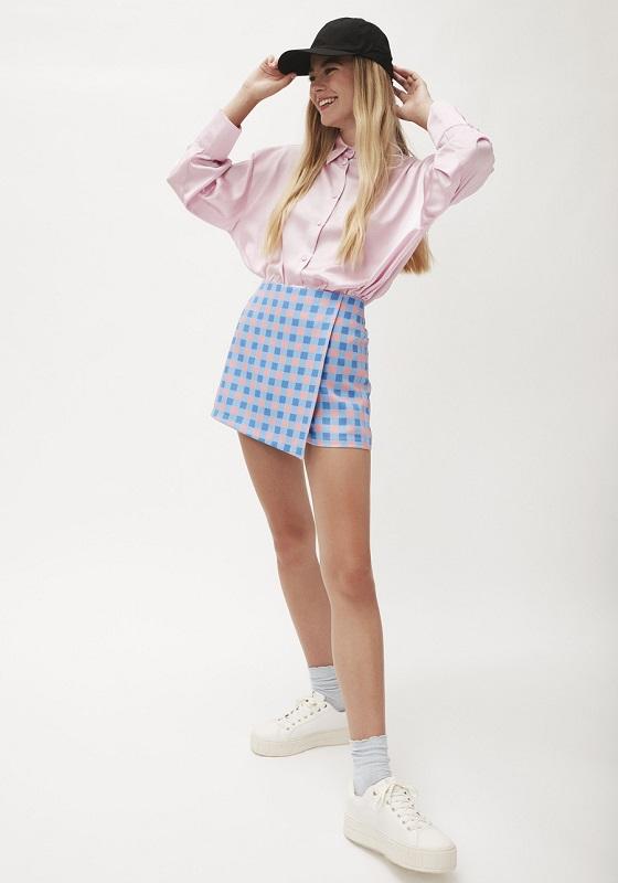 falda-pantalon-cuadros-rosa-celeste