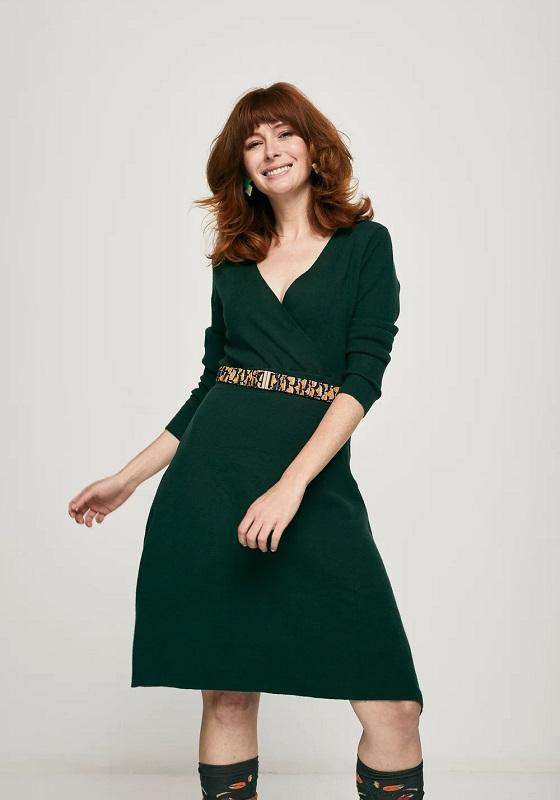 vestido-mangas-largas-verde-bosque